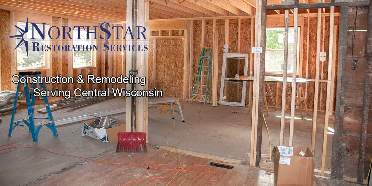 Commercial construction remodeling in Plover, WI