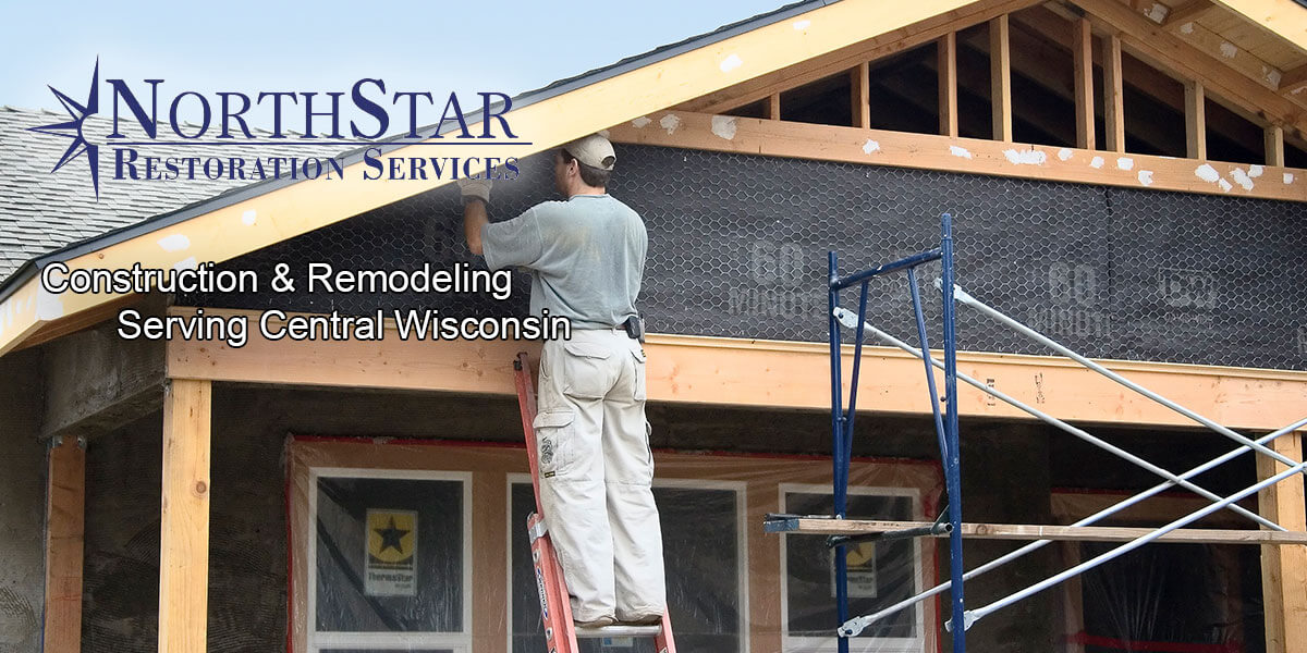 Residential construction remodeling in Stevens Point, WI