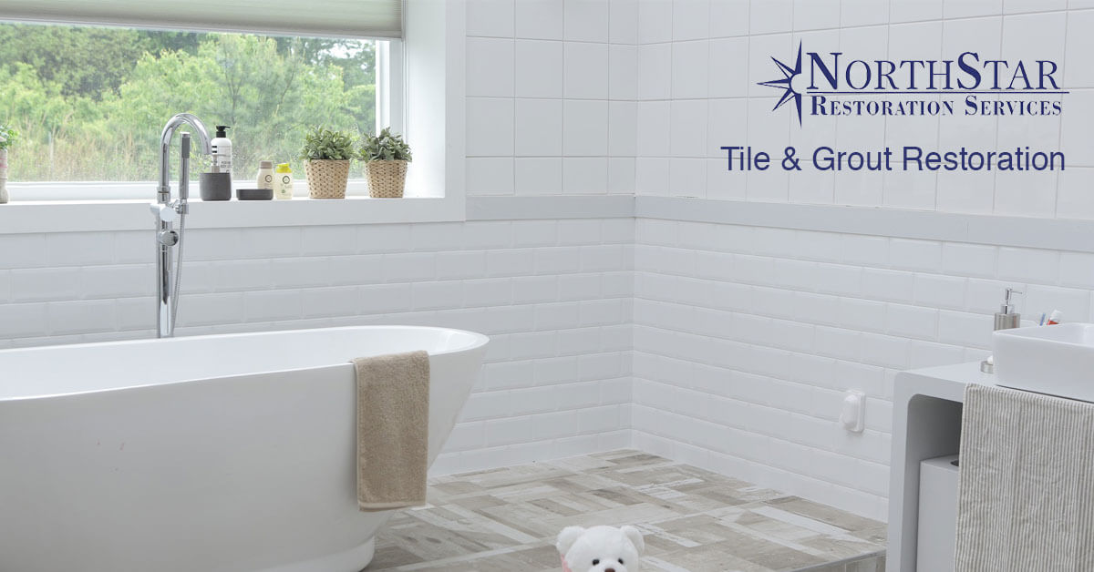 tile and grout restoration in Nekoosa, WI