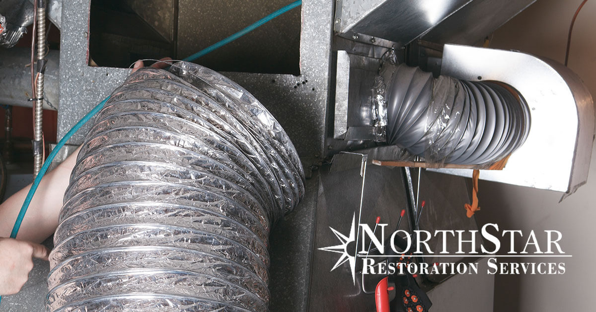air duct and dryer vent cleaning in Marathon City, WI