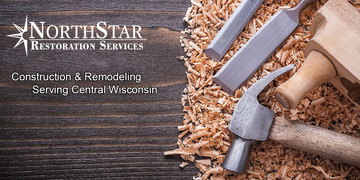 Residential construction remodeling in Mosinee, WI