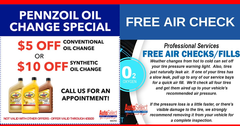 Automotive Coupons in Wausau Area