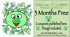 Shopping Coupons in Wausau Area