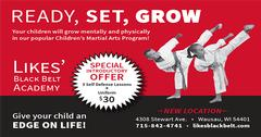 Health & Fitness Coupons in Wausau Area