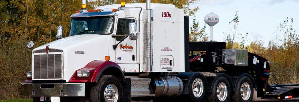 U.S. and Canadian Trucking & Freight Shipping Authority  Prochnow Transport, Inc.