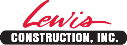 Lewis Construction - concrete flat work